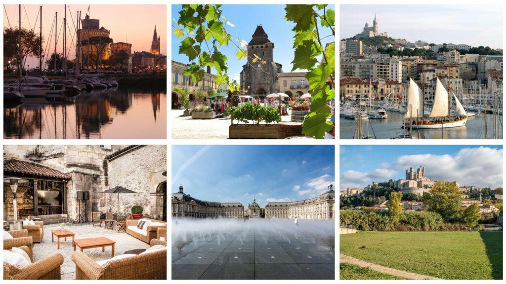 destinations séminaire France