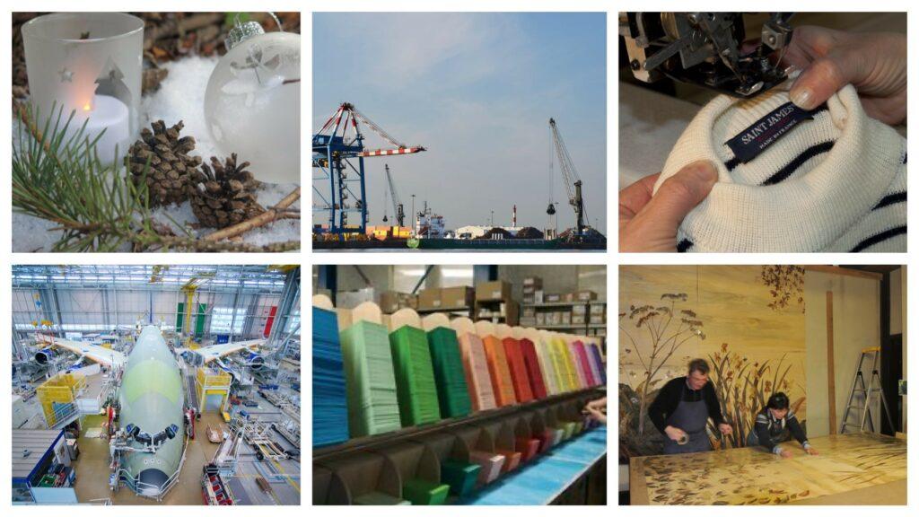 industries françaises
